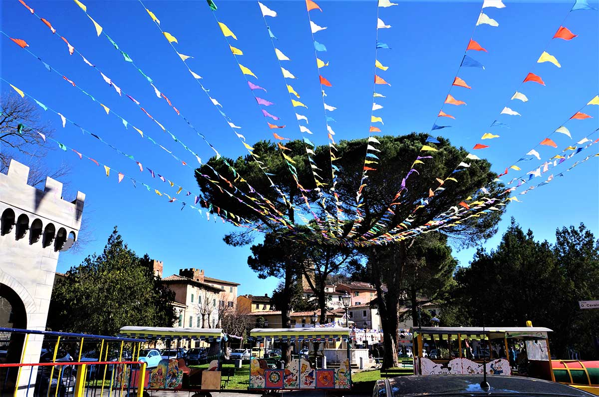 May in Tuscany is full of events!