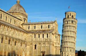 Marvel at and climb the Leaning Tower of Pisa