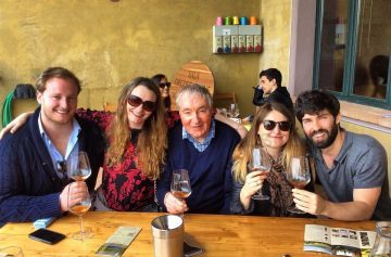 Sample wines of the region on a wine tasting tour