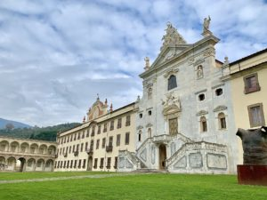 The Charterhouse Monastery of Pisa and the National History Museum